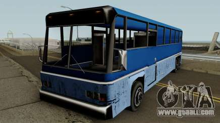 City Coach for GTA San Andreas