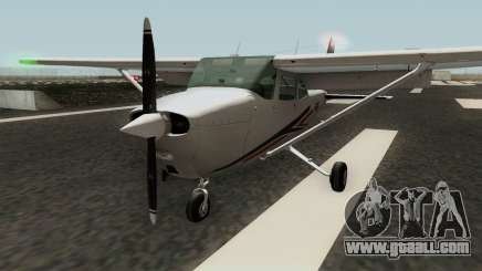 Vicenza Aeroclub C172N Skyhawk for GTA San Andreas