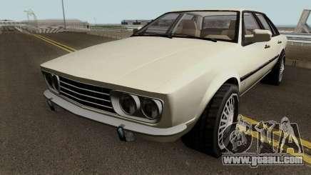 Ocelot Raiden Classic from GTA V - SA Style for GTA San Andreas