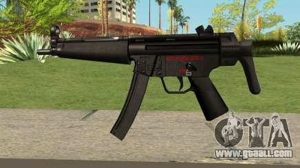 Cry of Fear - MP5 for GTA San Andreas