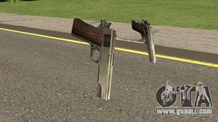 New Pistols HQ for GTA San Andreas