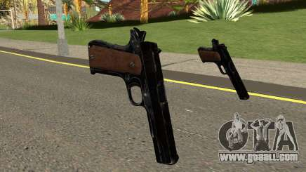 COD-WW2 - M1911 Pistol for GTA San Andreas