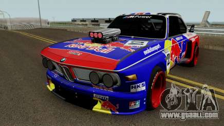 BMW CSL Redbull for GTA San Andreas