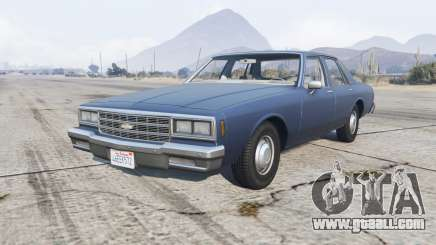 Chevrolet Impala 1980 for GTA 5