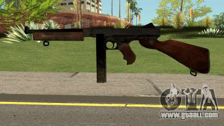 COD-WW2 - Thomspon M1 for GTA San Andreas