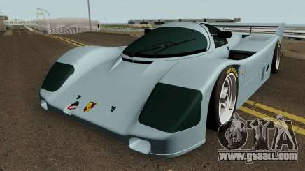 Porsche 962c Short Tail for GTA San Andreas