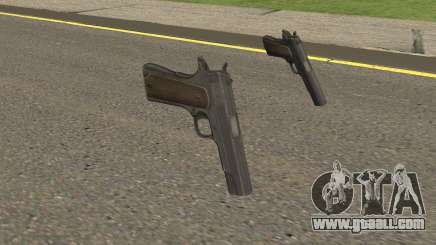 Colt M1911 Bad Company 2 Vietnam for GTA San Andreas