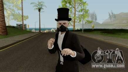 SKIN GTA ONLINE 02 for GTA San Andreas