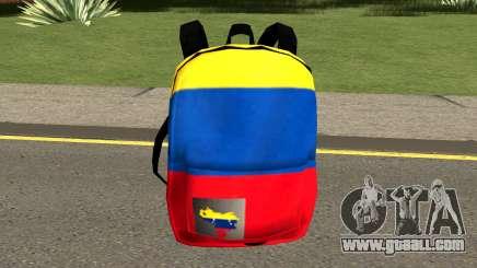 Morral Venezolano (Gobierno de Nicola Maduro) for GTA San Andreas