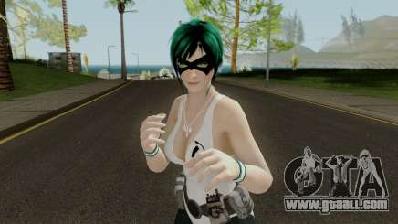 Tiffany Adams for GTA San Andreas