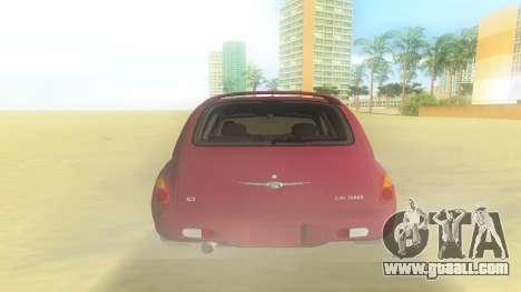 2004 Chrysler PT Cruiser GT for GTA Vice City