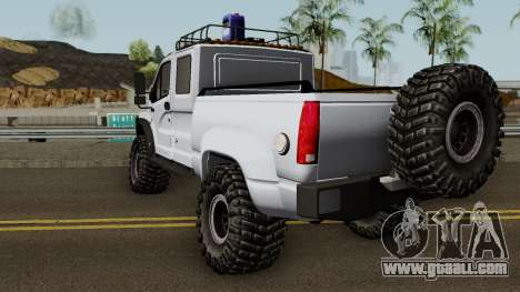 GAZ Next Off-Road for GTA San Andreas