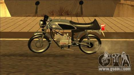 Famel XF-17 - Portuguese Motorcycle for GTA San Andreas