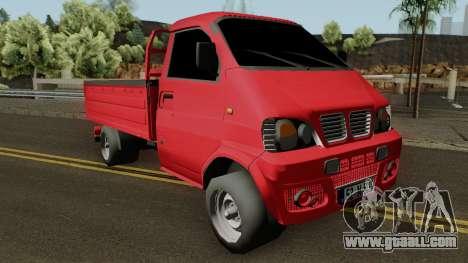 DFM Mini 1.3 Truck for GTA San Andreas