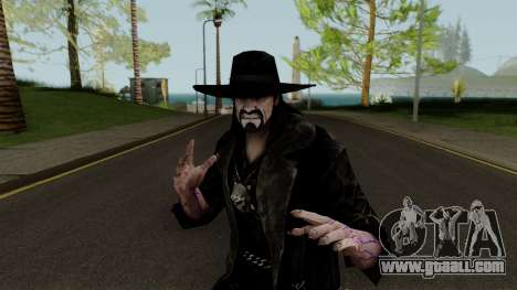 Undertaker (Deadman) from WWE Immortals for GTA San Andreas