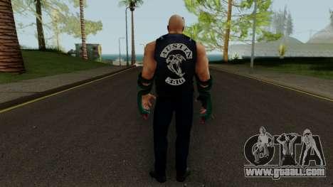 Stone Cold (Texas Rattlesnake) from WWE Immortal for GTA San Andreas third screenshot