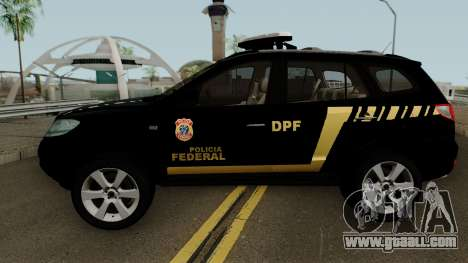 Hyundai Santa Fe Policia Federal for GTA San Andreas