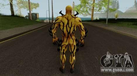 Spider-Man Unlimited - Phage for GTA San Andreas third screenshot