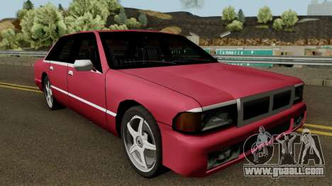 Custom Premier for GTA San Andreas