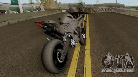 Yamaha YZF R3 (R1 Mixed) for GTA San Andreas
