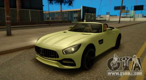 Mercedes-Benz GT-C for GTA San Andreas