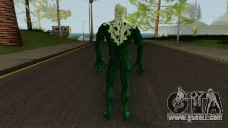 Spider-Man Unlimited - Lasher for GTA San Andreas