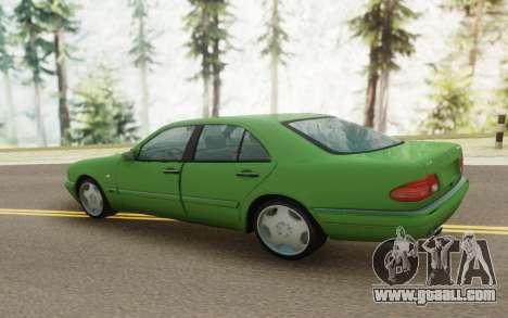 Mercedes-Benz E55 W210 for GTA San Andreas