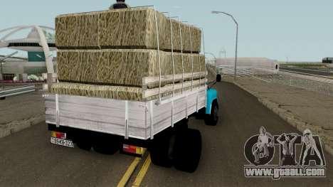Gaz-52 Truck Azerbajian Straw Bale for GTA San Andreas