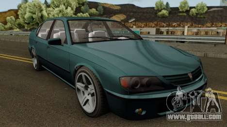 Declasse Merit GTA IV IVF for GTA San Andreas