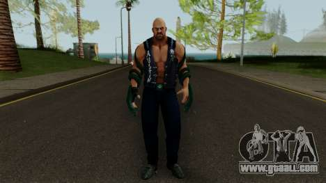 Stone Cold (Texas Rattlesnake) from WWE Immortal for GTA San Andreas second screenshot