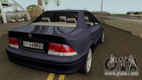 Ikco Samand 2003 for GTA San Andreas