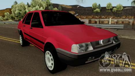 Volkswagen Santana Tunable for GTA San Andreas