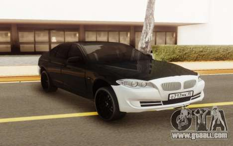 BMW 720i for GTA San Andreas