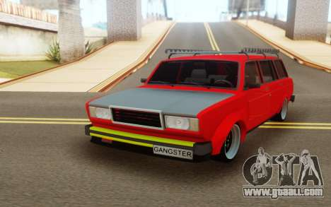 Vaz 2104 Vishnya for GTA San Andreas