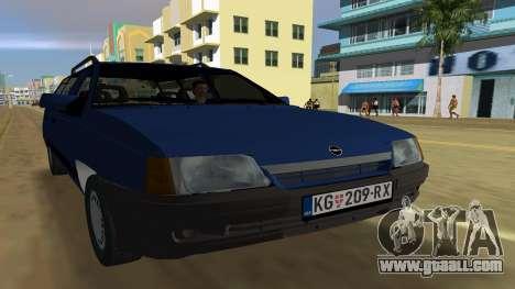 1990 Opel Kadett E Kombi for GTA Vice City