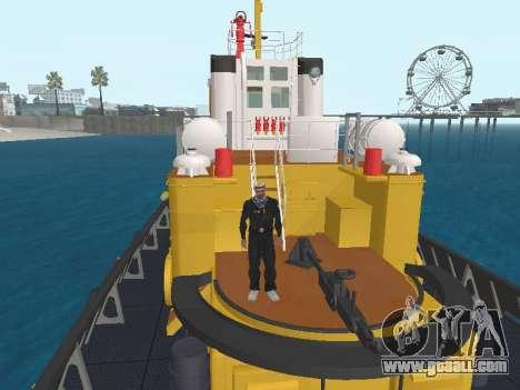 Tug for GTA San Andreas