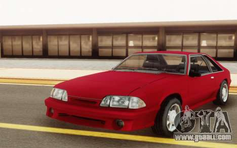 Ford Mustang SVT CobraR 1993 for GTA San Andreas
