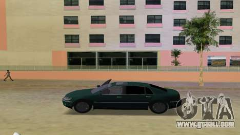 2005 Volkswagen Phaeton for GTA Vice City