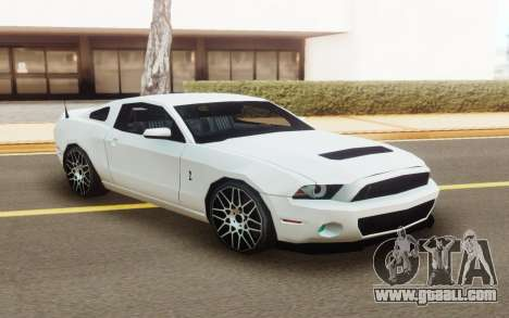 Ford Shelby 2013 for GTA San Andreas