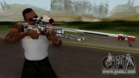 AWP TiiTree for GTA San Andreas