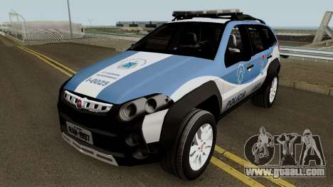 Fiat Palio Weekend Adventure 2018 COORPIN for GTA San Andreas