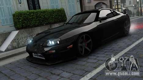 Toyota Supra for GTA 4