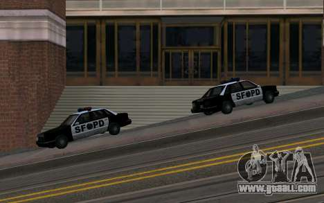 The revival of the LSPD for GTA San Andreas