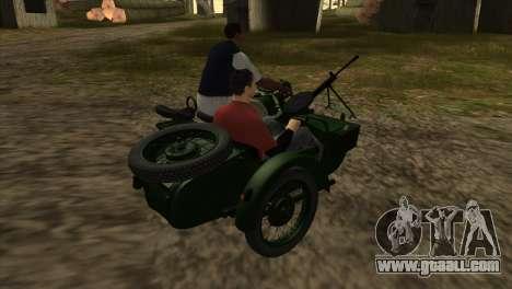 M-72 for GTA San Andreas