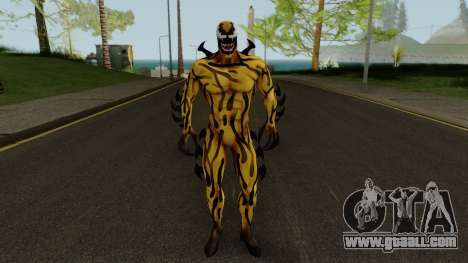 Spider-Man Unlimited - Phage for GTA San Andreas second screenshot