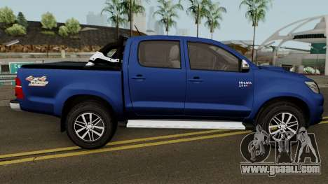 Toyota Hilux SRV 4x4 3.0 2015 for GTA San Andreas