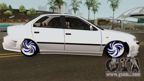 IKCO Samand LX TU for GTA San Andreas