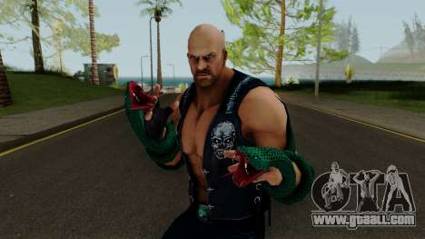 Stone Cold (Texas Rattlesnake) from WWE Immortal for GTA San Andreas