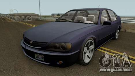Declasse Merit GTA IV for GTA San Andreas