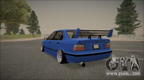 BMW 320i Drift Tuning for GTA San Andreas